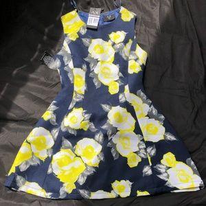 BRAND NEW DRESS!! US 6. TAGS ON IT.